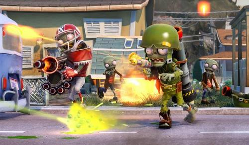 Download Game Plants VS Zombies Garden Warfare Full Version