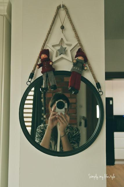 lustro gwiazdka i ja