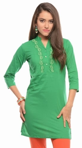 New Party Wear Kurtis Formal Styles