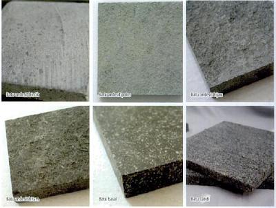 Tukang taman surabaya jenis batu alam ampyangan carport