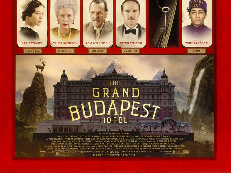 Nominadas a Mejor Pelicula del 2014, Premios Oscar 2015