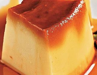 Pudim de queijo