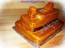 Asztalosgyalu torta