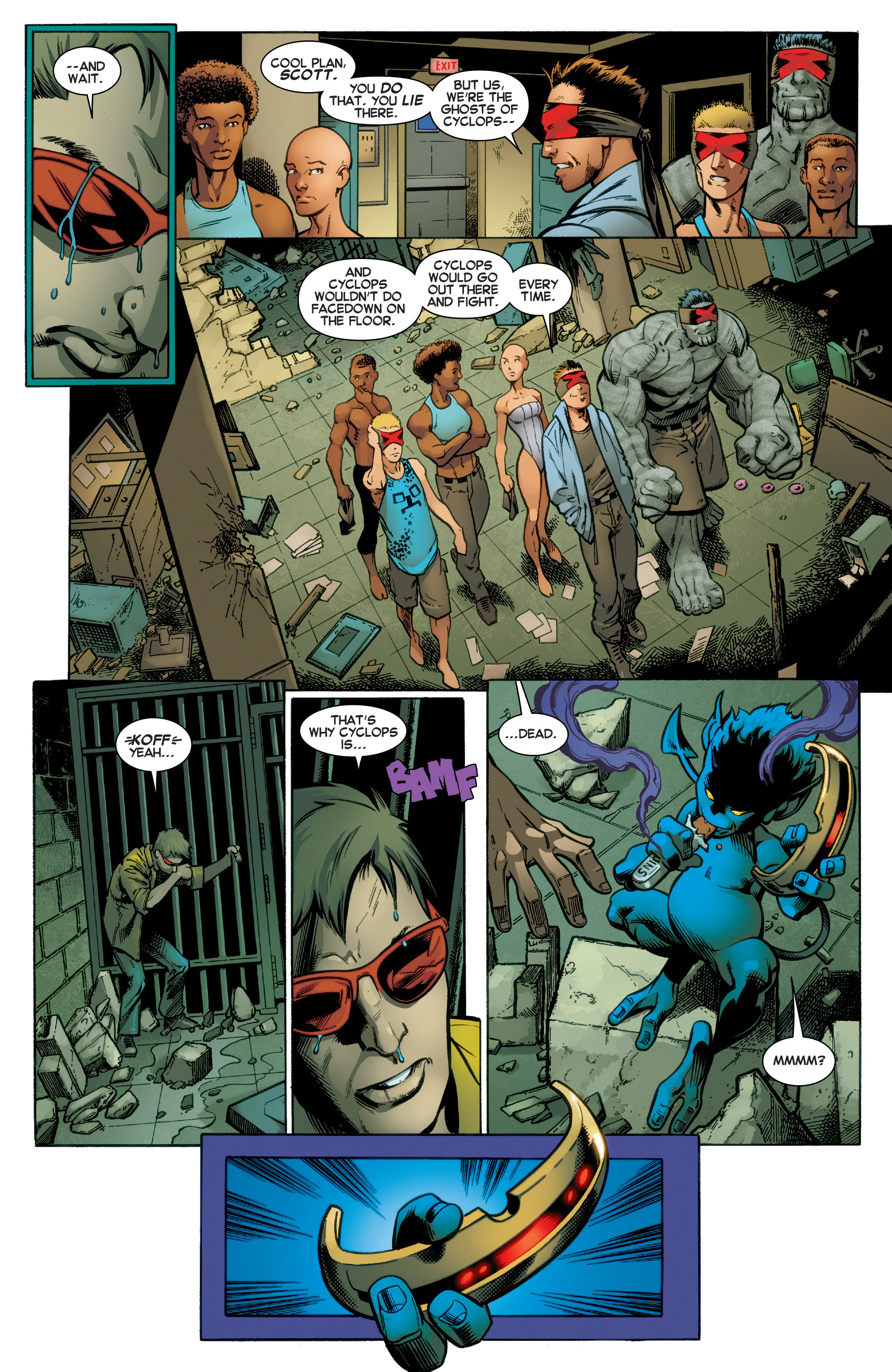 All-New X-Men (2016) Issue #3 #5 - English 11