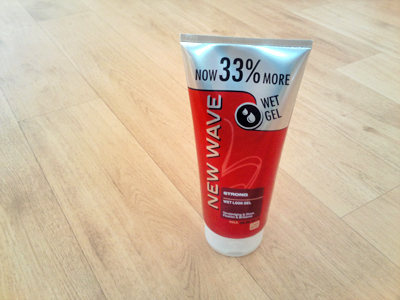 Wella New Wave Strong Wet Look Gel: de perfecte haargel voor een echte wet look effect!