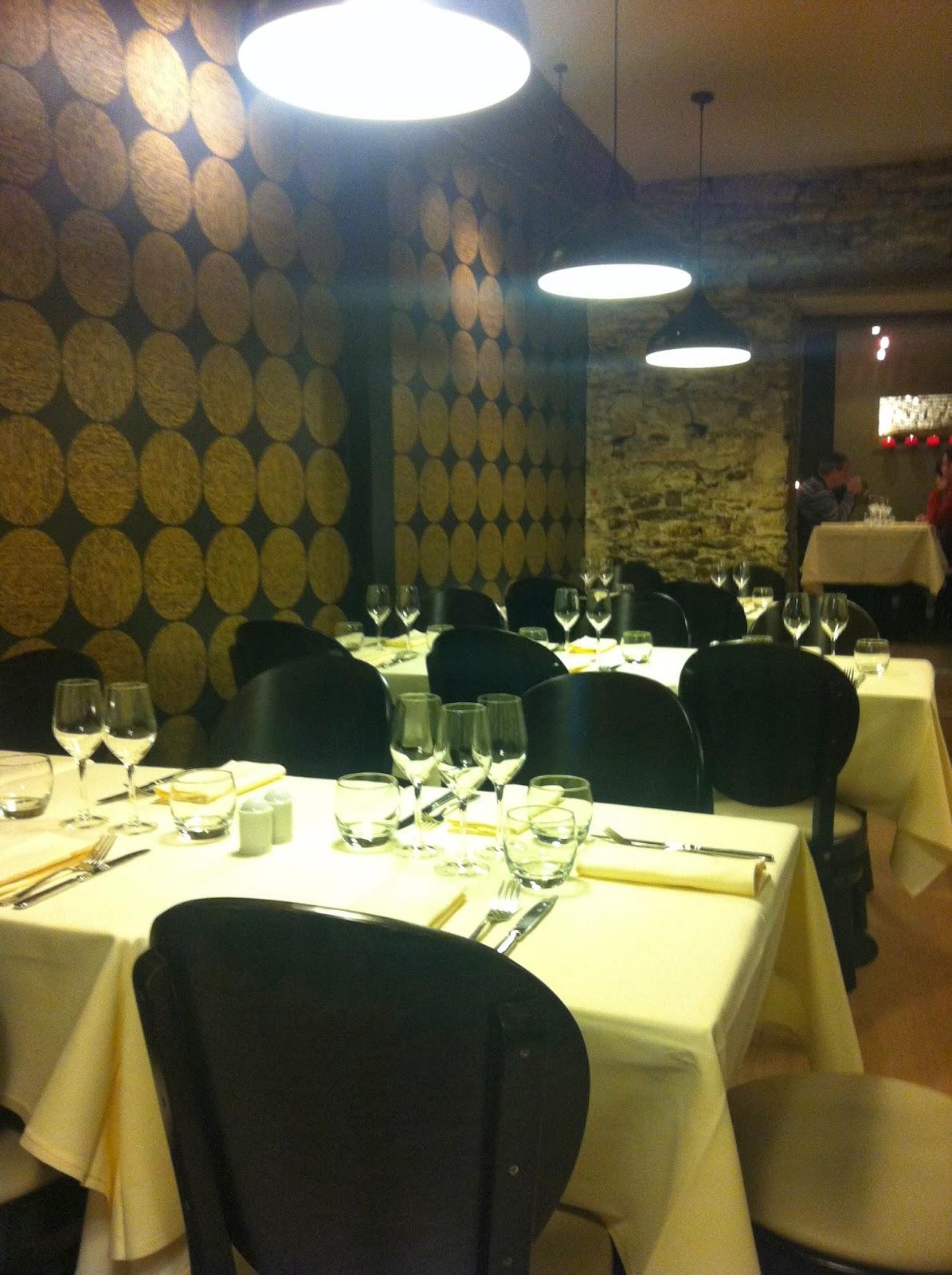 Mes petites cr ations culinaires la table des roy le restaurant de pascal le candidat de - Restaurant la table des roy ...