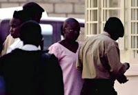 Rwanda opposition leader in court on terror charge