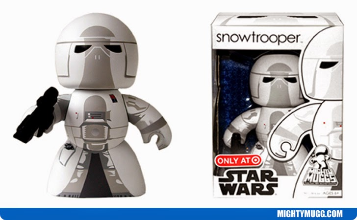 Snowtrooper Star Wars Mighty Muggs Exclusives