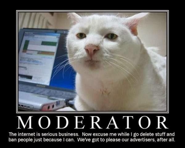 Moderator - Quản trị viên hay kẻ dọn rác cho Forum?