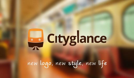 CityGlance metro social network