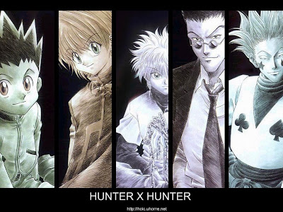 Hunter X Hunter Wallpaper, Cartoon Wallpaper, Manga Wallpaper