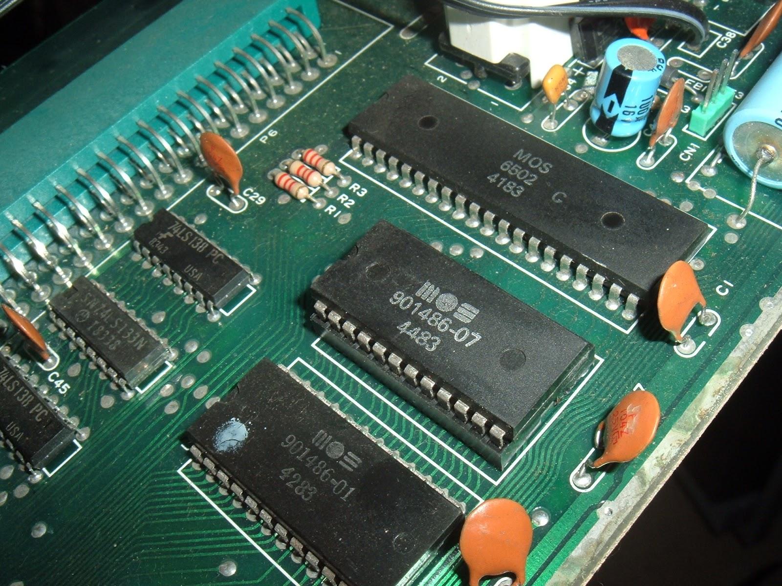 Tynemouth Software Commodore Vic20 Repair