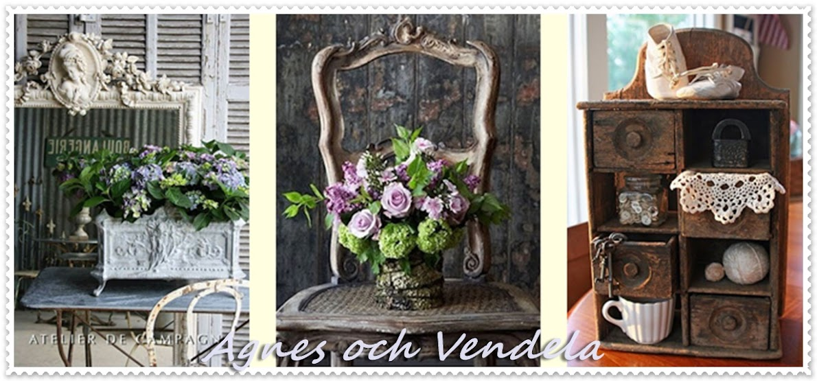 Agnes och Vendela