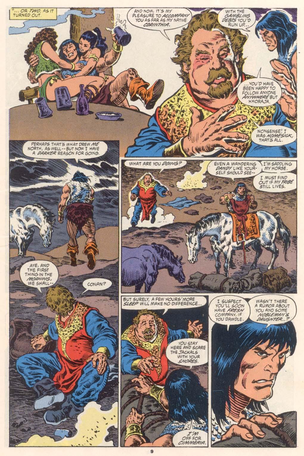 Conan the Barbarian (1970) Issue #252 #264 - English 8