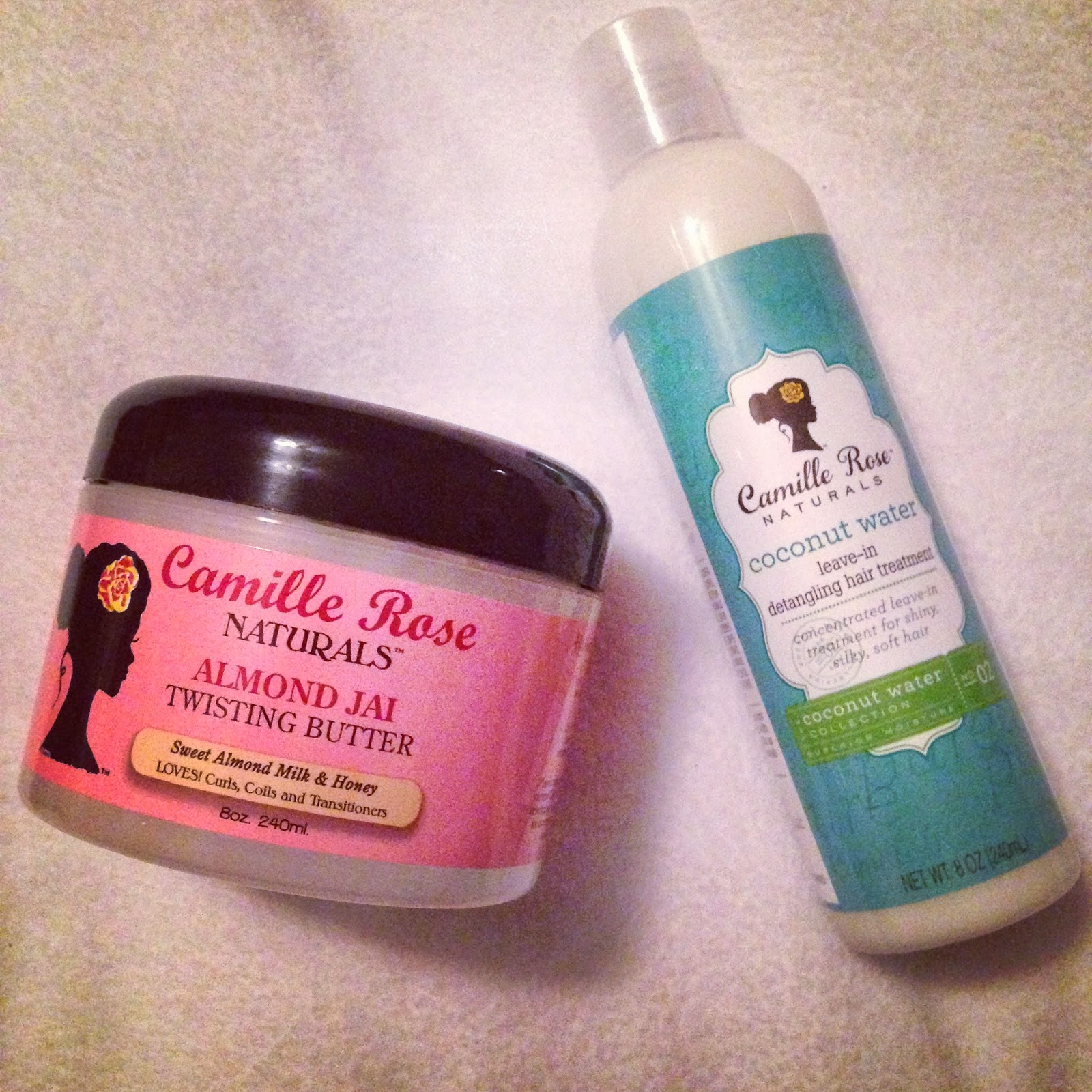 Almond Jai Twisting Butter Hair Productos T