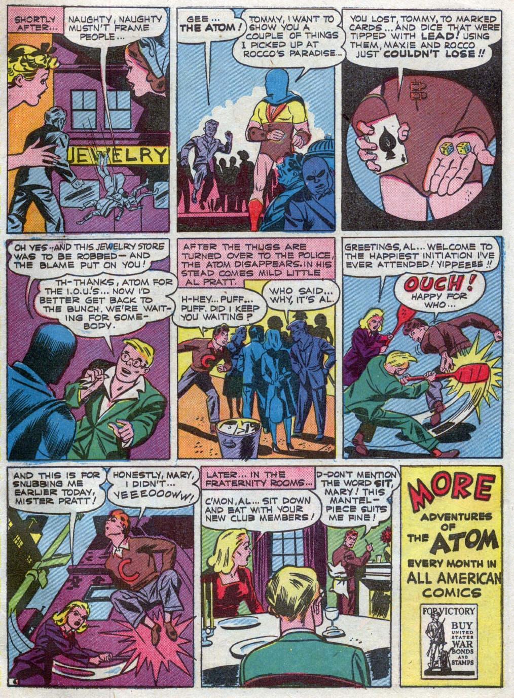 Read online All-American Comics (1939) comic -  Issue #45 - 24