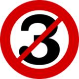 No on amendment 3