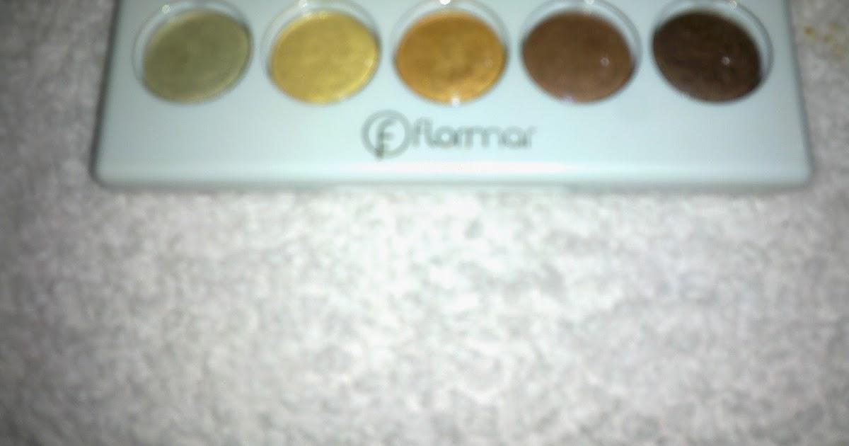 kozmetikaski flormar color palette eye shadow. Black Bedroom Furniture Sets. Home Design Ideas