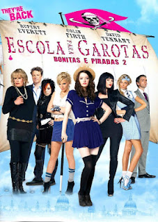 Poster ESCCOOOLLL Assistir Online Escola Para Garotas Bonitas e Piratas 2