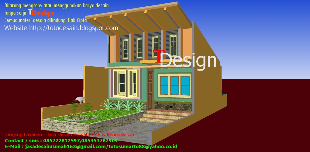 PROJECT RUMAH MODEL JOGLO