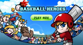 Jugar Baseball Heroes en facebook