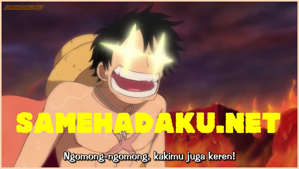 One Piece episode 581, One Piece 581 Subtitle Indonesia