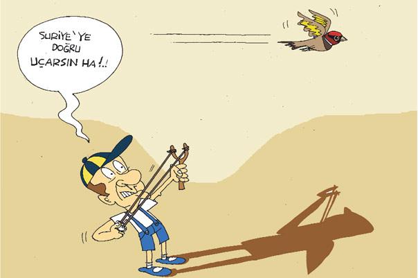 Siyasi karikatürler