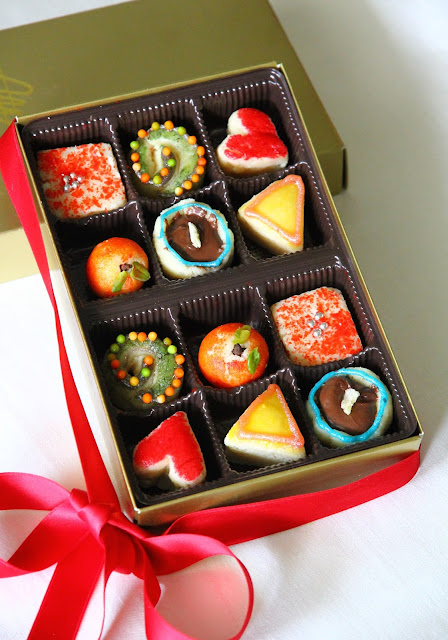 special sweets for my special friends!