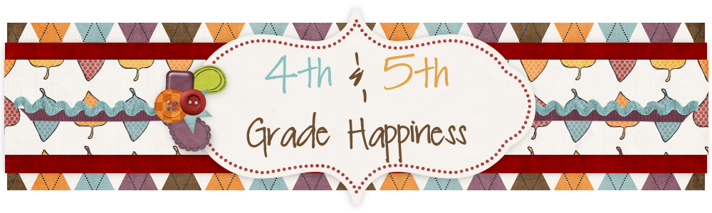 4th & 5th Grade Happiness