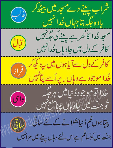 Ghalib vs Iqbal vs Faraz vs Wasi vs Saqi - Best competition of Poets