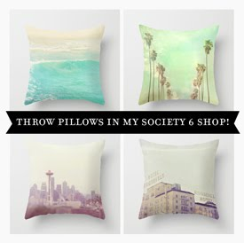 PILLOWS! :)