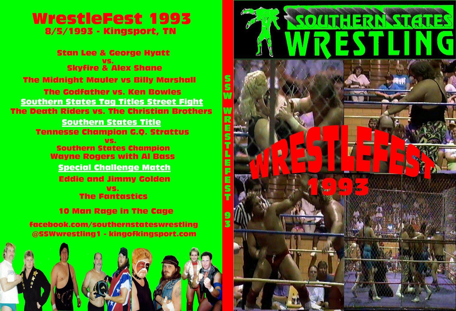 SSW WrestleFest 93