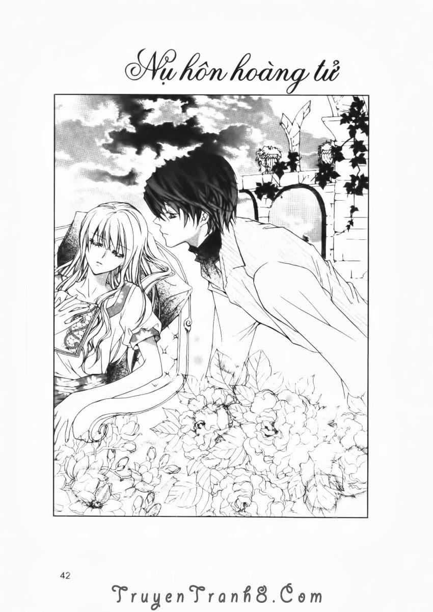 A Kiss For My Prince - Nụ Hôn Hoàng Tử Chapter 18 - Trang 5