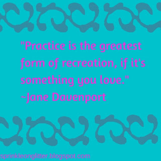 Jane Davenport quote- Supplies Me