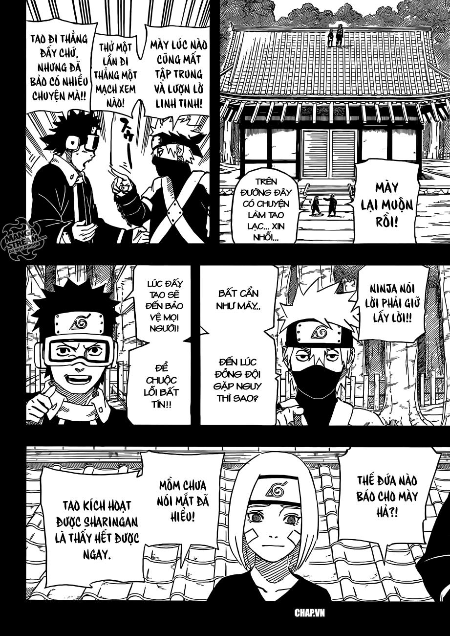 Naruto chap 666 Trang 10 - Mangak.info