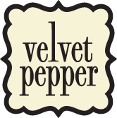 Velvet Pepper logo