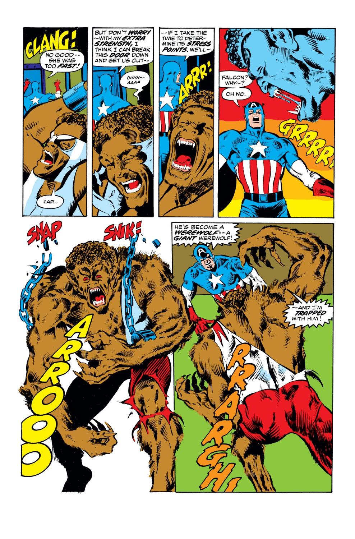Captain America (1968) Issue #164 #78 - English 12