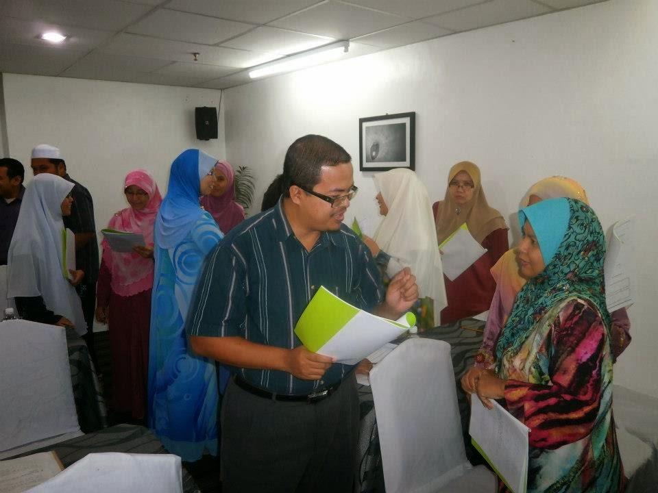 Bengkel Mendorong Pelajar & Anak I Kota Bharu
