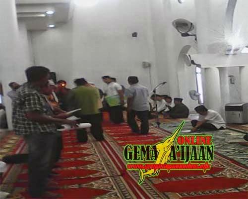 Gubernur Kalsel Safari Ramadhan di Kotabaru