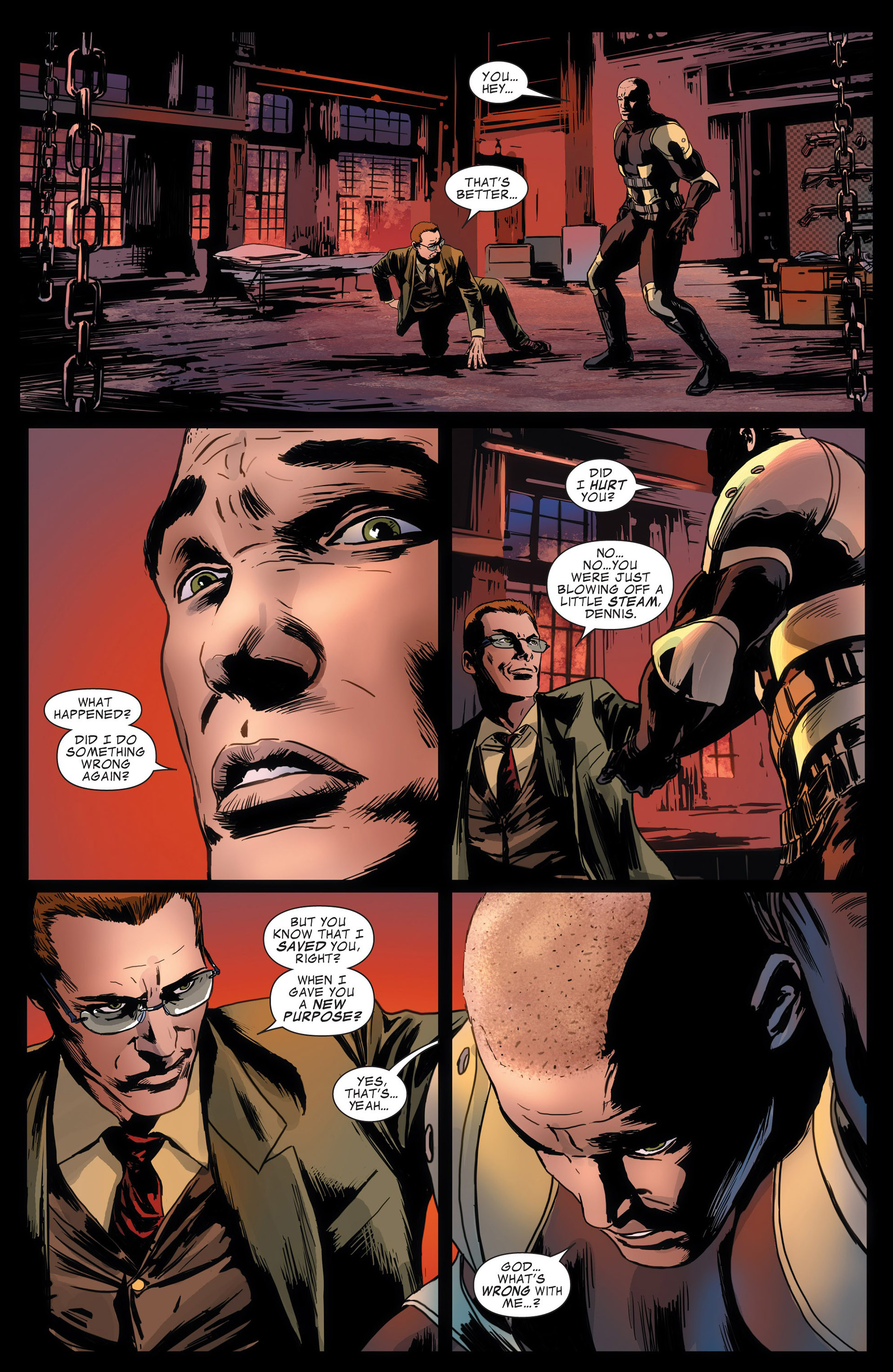 Captain America (2011) Issue #13 #13 - English 11