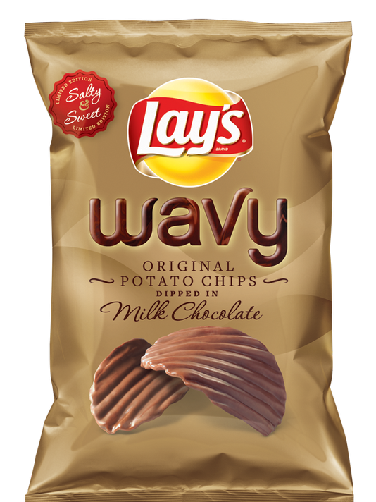 Chocolate Covered Frito Lay