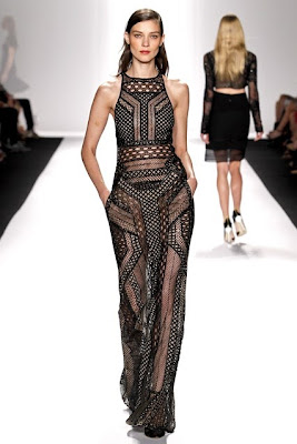 j mendel, spring summer 14, new collection, dresses, mesh, new york fashion week, spring summer 2014, ss 14, nyfw