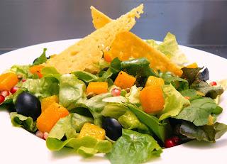 La ensalada con más proteínas