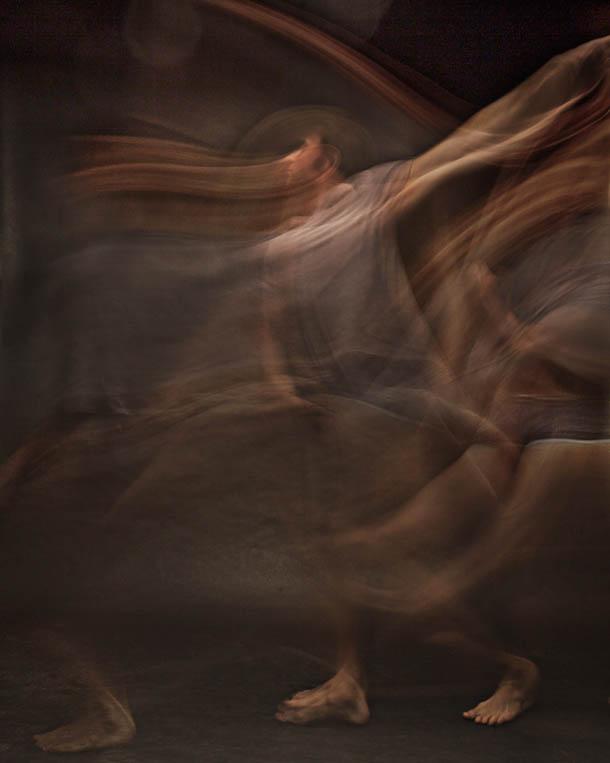 Motion por Bill Wadman - Fotografia de movimento em longa exposição