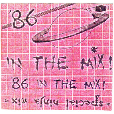 Dr. Dre – '86 In The Mix! (Vinyl) (1986) (320 kbps)