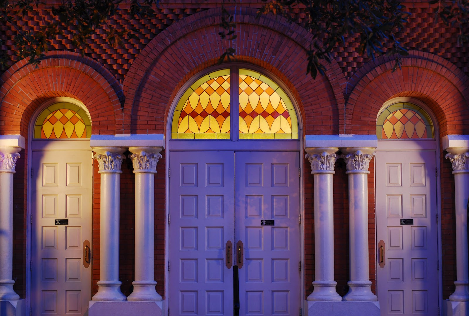 1078 #AF731C Front Doors Of St. Joseph Catholic Church Houston Texas December 5  wallpaper Exterior Doors Houston Tx 41051600