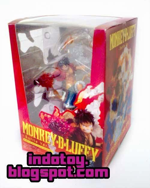 Jual Action Figure Figuarts Zero Monkey D Luffy Battle Version