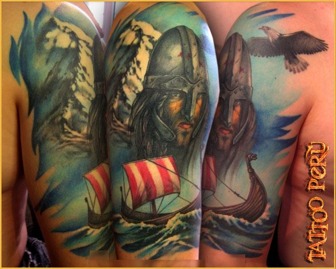 ¿En que parte del Cuerpo se puede Tatuar?. 01_tatuajes_de_vikingos