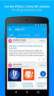 BA Mobile App (Adda 247)