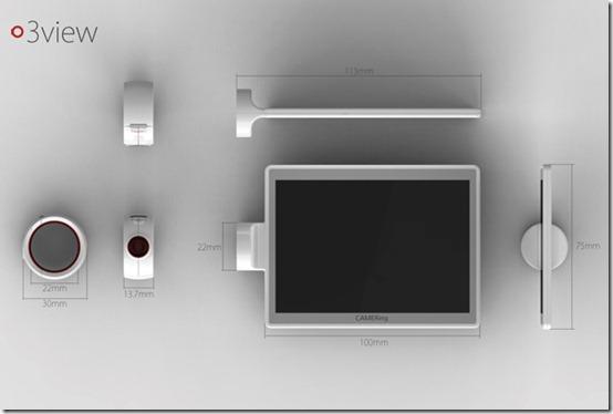 Camera Ring Win the Contest Design Talent 2012